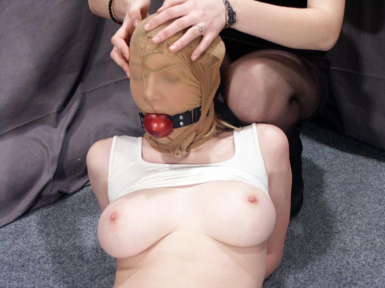 Plastic girls domination lesbian above
