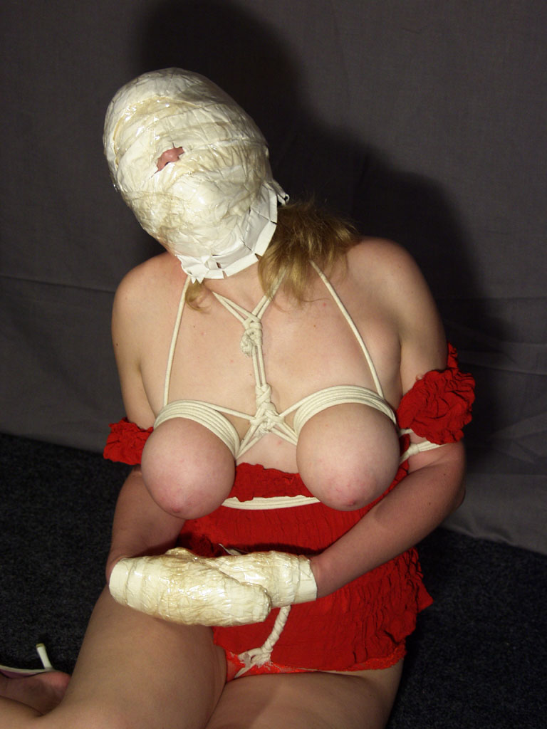 Opinion Milf tied and gagged