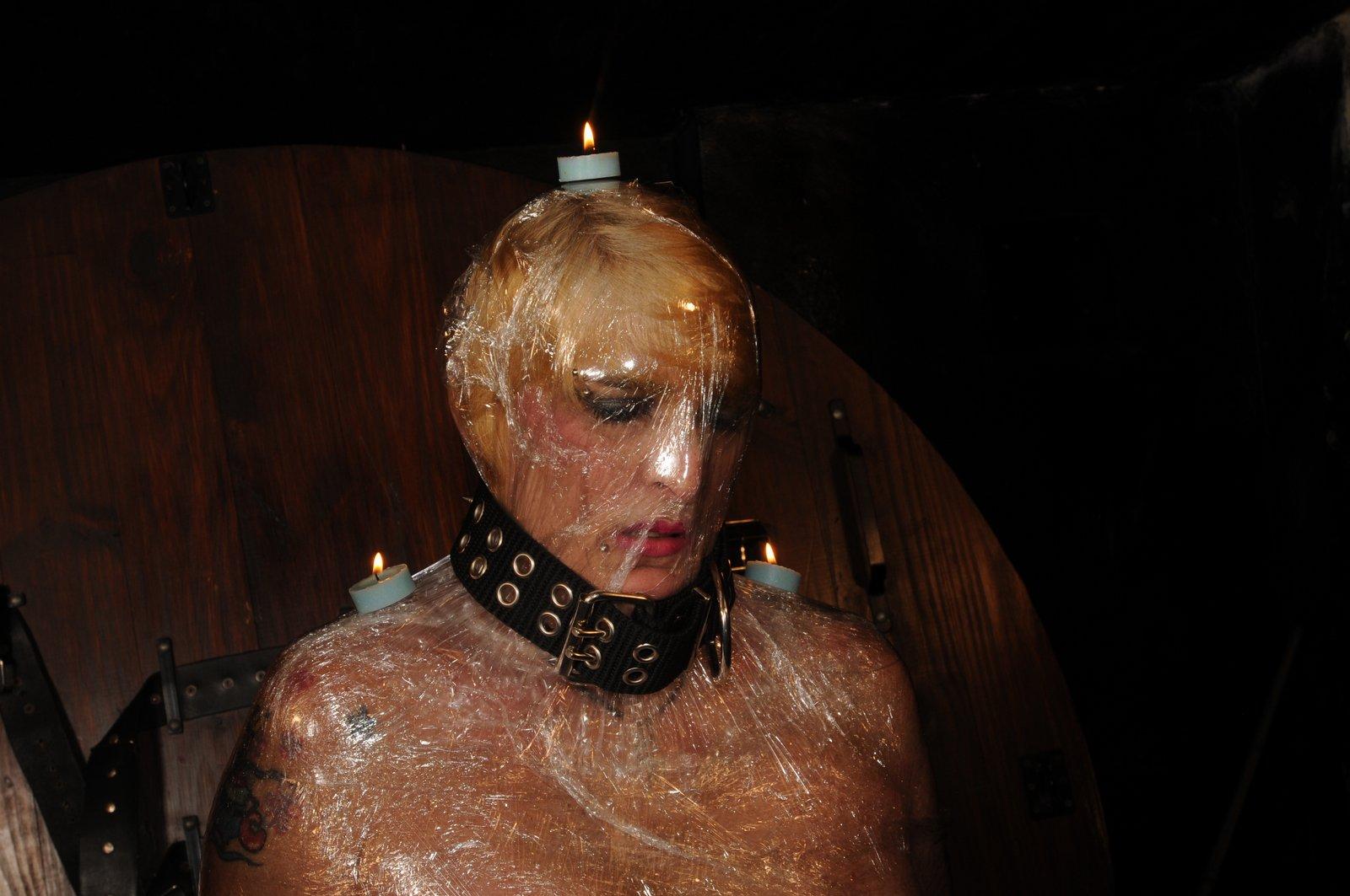 Gamer Girl's Mummy Mishap, Mummification Bondage